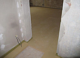 PAVATEX a rekonstrukce starého trámového stropu