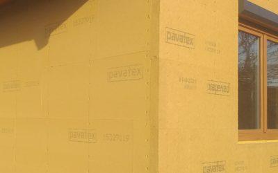 Dřevostavba v systému DIFFUWALL 2010