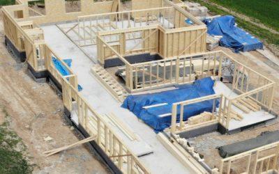 Asistenční dům, systém DIFFUWALL 2010
