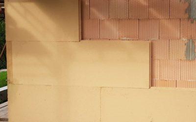 DIFFUSHEET K – zateplení zdiva Heluz Pavatexem