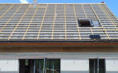 Diffuwall postavený panelovou technologií